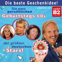 Persönliche Geburtstags-CD von Bernhard Brink - www.handgebrannt.de